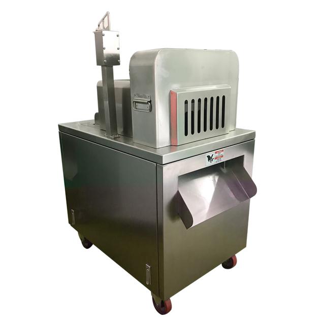 二维冻肉切块机