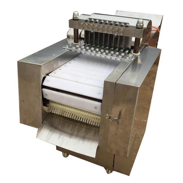 冻肉切块切丁机